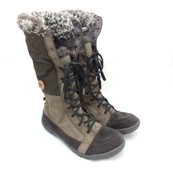 0662ae4c833 Quechua Brown Novadry Winter Boots Women's